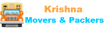 Krishna Movers and Packers Logo