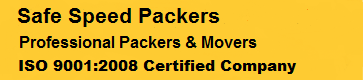 Safe Speed Packers and Movers Logo