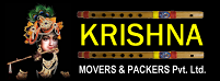 Krishna Movers & Packers Pvt. Ltd Logo