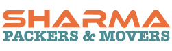Sharma Packers & Movers Logo