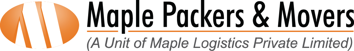 Maple Packers & Movers Logo
