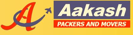 Aakash Packers and Movers Logo