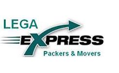 Lega Express Packers And Movers Logo