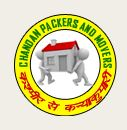 Chandan Packers and Movers Logo