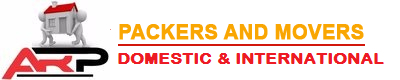 ARP packers and movers Domestic and international Logo