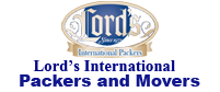 Lords international packers and movers Logo