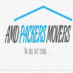 Amd Packers Movers Logo