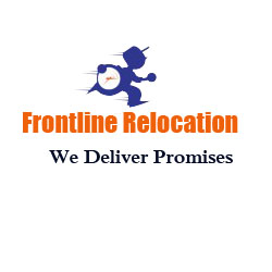 Frontline Relocation Pvt. Ltd. Logo