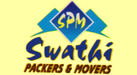 SWATHI PACKERS AND MOVERS Logo