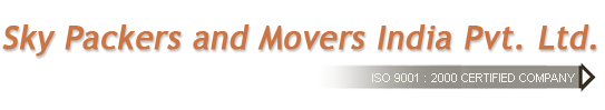 Sky Packers and Movers India Pvt Ltd