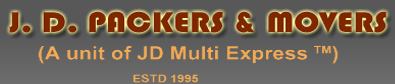 J. D. Packers & Movers